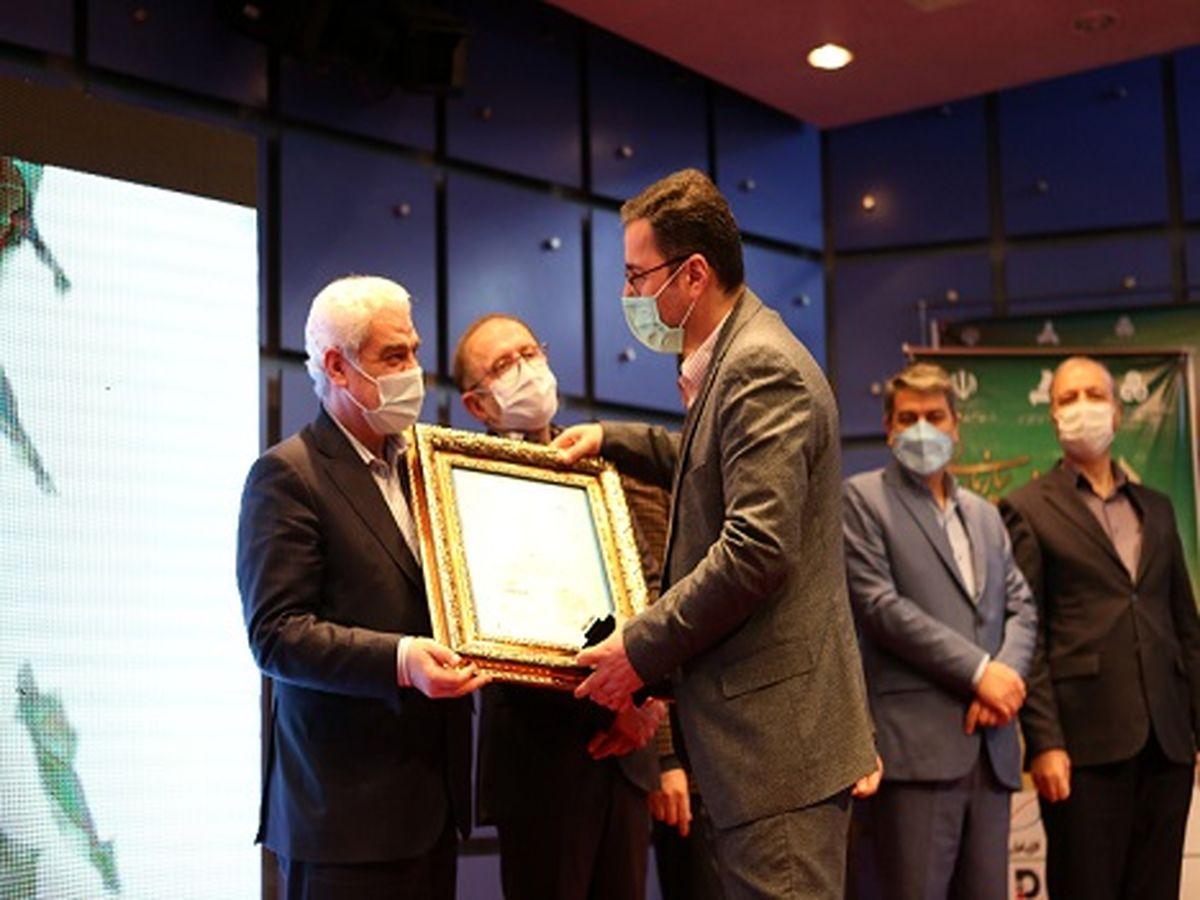 همراه اول برنده سطح تندیس جایزه ملی تعالی سازمانی سال 99
