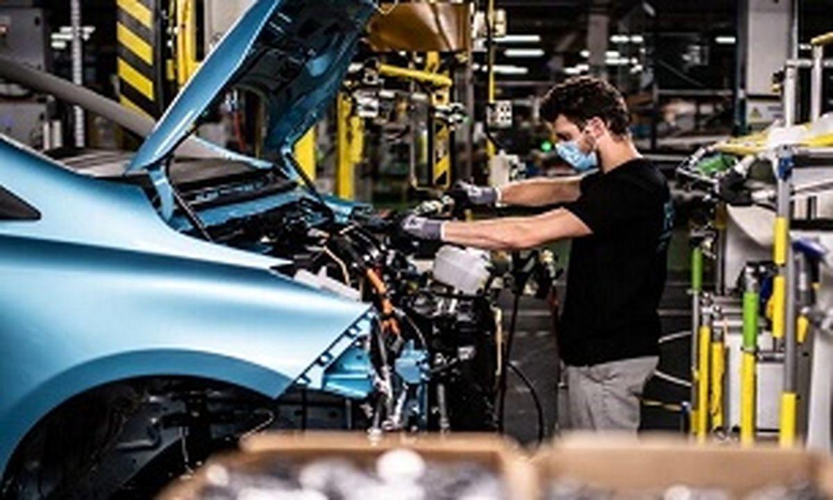 تاثیرپذیری بالای صنعت خودرو از کمبود تولید تراشه/
