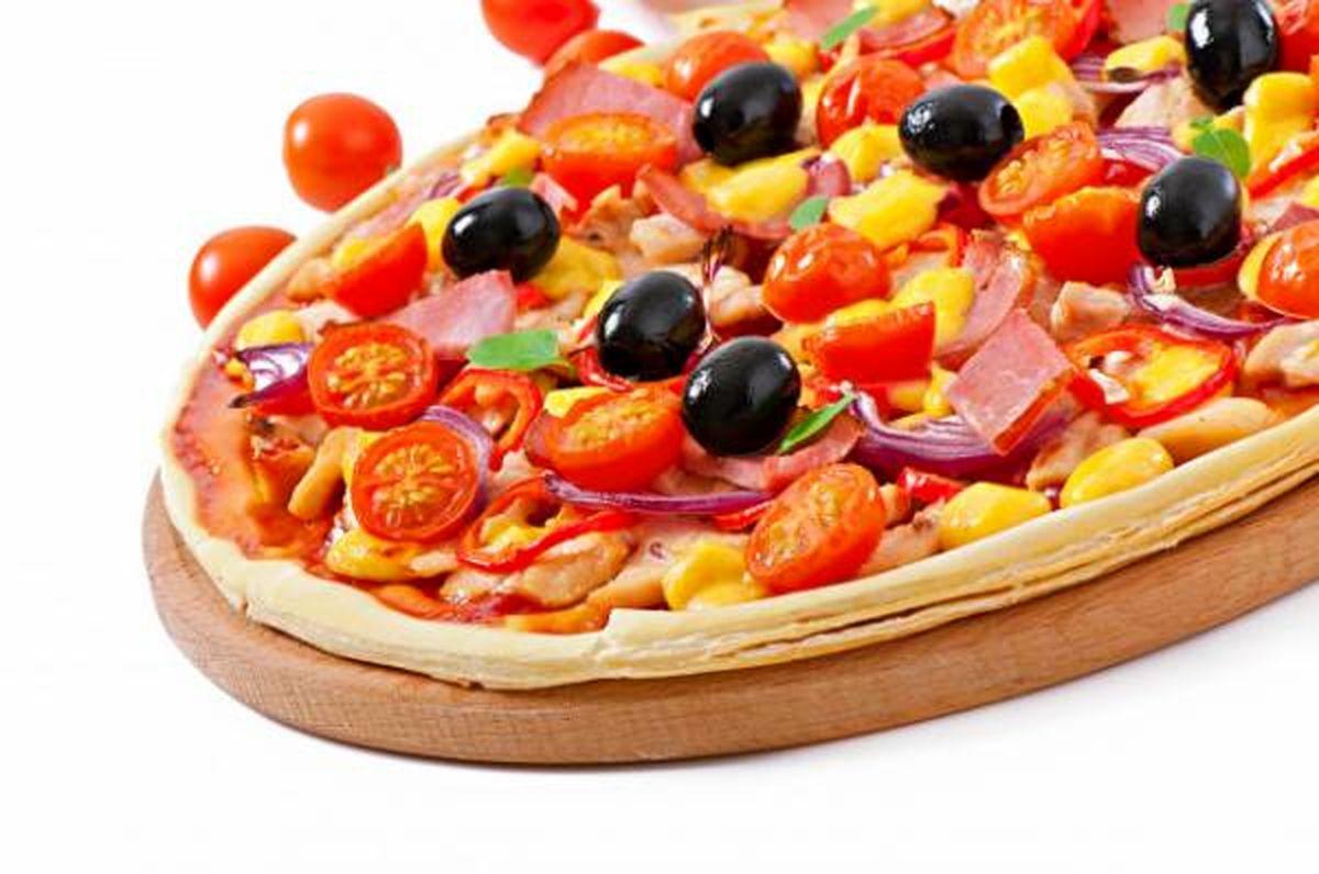 بهترین و خوشمزه ترین پیتزای سنتی و سالمترین نوع پیتزا