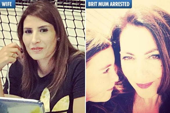 ماجرای عجیب دستگیری لاله شاهروش در دوبی!+ عکس