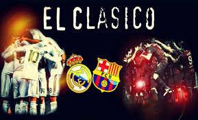ساعت بازی رئال مادرید و بارسلونا