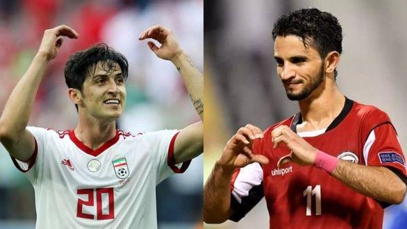 اتفاقی عجیب هنگام بازی ایران و یمن که پخش زنده را به هم ریخت + فیلم
