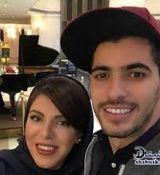 بیوگرافی سعید عزت الهی و همسرش + عکس