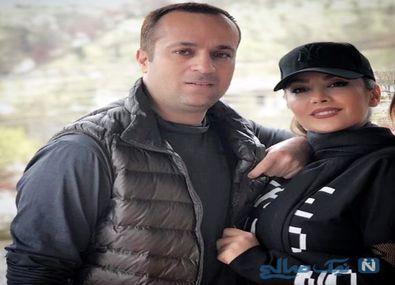 عکسهای جنجالی و دیده نشده از احمد مهرانفر و همسرش + تصاویر و بیوگرافی