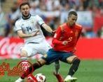 آمار حیرت انگیز مدافع روسیه در برابر اسپانیا؛ ۷۵ دقیقه بازی بدون حتی یک پاس صحیح!