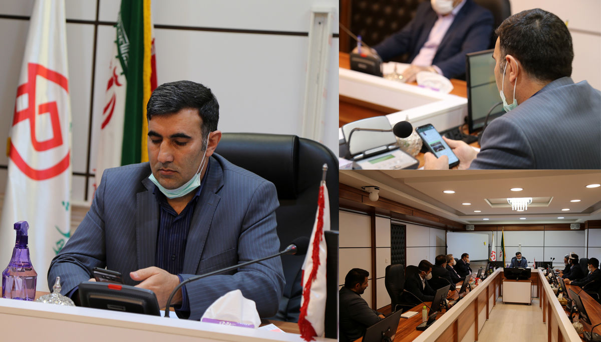جلسه پرسش و پاسخ مجازی مدیرعامل صندوق با انجمن جانبازان نخاعی ایران
