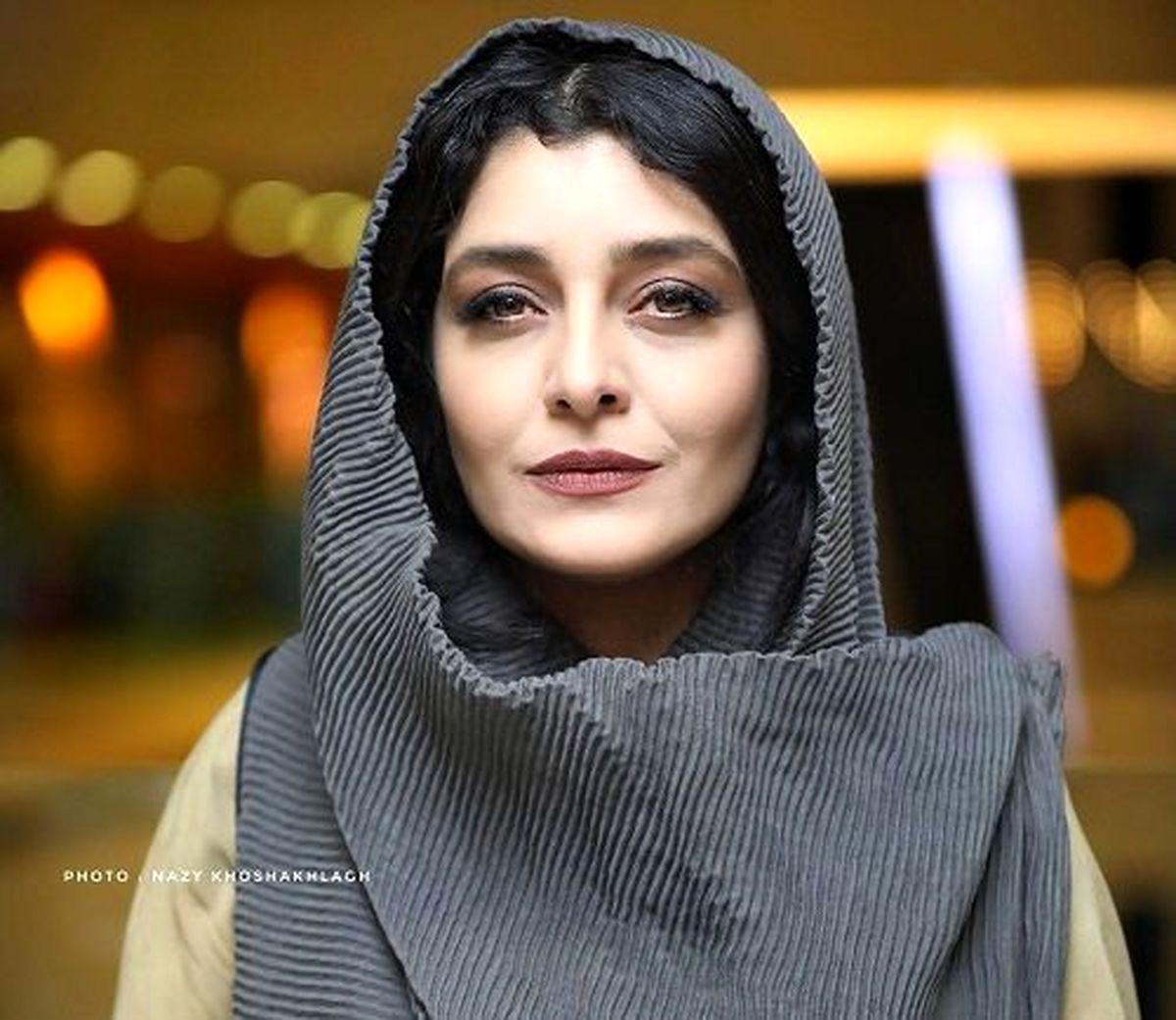 عروسی لاکچری ساره بیات + تصاویر دونفره