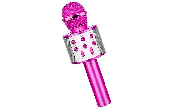 کادو برای نوجوان دختر - میکروفون