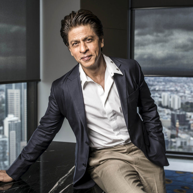 Bollywood king Shah Rukh Khan talks power, politics and #MeToo