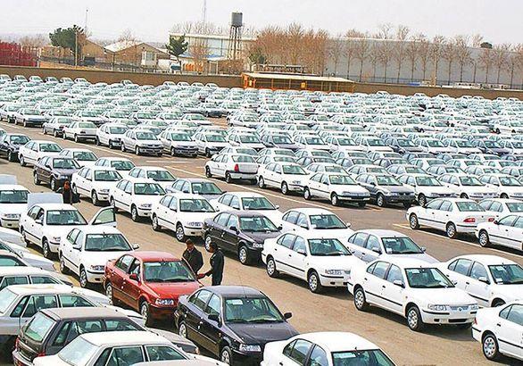 کاهش قیمت خودرو در بازار + جدول