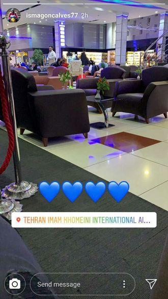 انفجار بمب ابی ها در تهران+ عکس