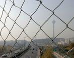 هوای تهران امروز هم آلوده است