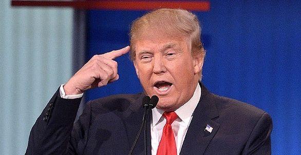 فیلم/ مواضع متزلزل ترامپ
