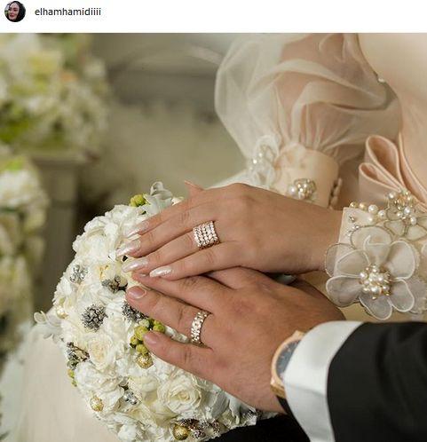 جزئیات ازدواج الهام حمیدی + بیوگرافی