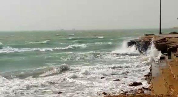 ممنوعیت تردد شناور ها در زیره کیش و لاوان