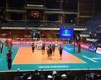 نتیجه دیدار والیبال ایران و بلغارستان