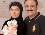 رقص زیبای دختر مهران غفوریان جنجالی شد + فیلم