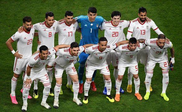 تحلیل AFC از سیستم بازی ایران