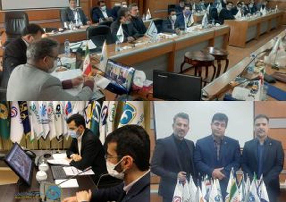 مهرآوران رییس شورای هماهنگی استان خوزستان شد