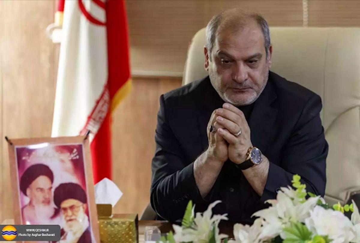 پیام مدیرعامل سازمان منطقه آزاد قشم به مناسبت سالگرد ارتحال امام خمینی(ره)