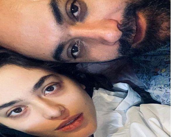 ریحانه پارسا با مهدی کوشکی به طور رسمی ازدواج کرد + عکس