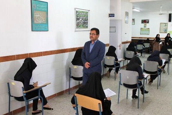 برگزاری امتحانات مدارس البرز جای نگرانی ندارد
