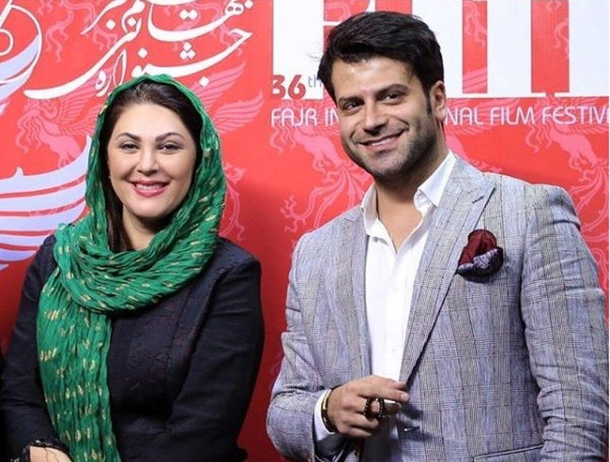 بیوگرافی روزبه حصاری در نقش مسعود در سریال افرا | تصاویر جدید روزبه حصاری