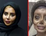 سحر تبر از زندان آزاد شد + فیلم بعد از آزادی