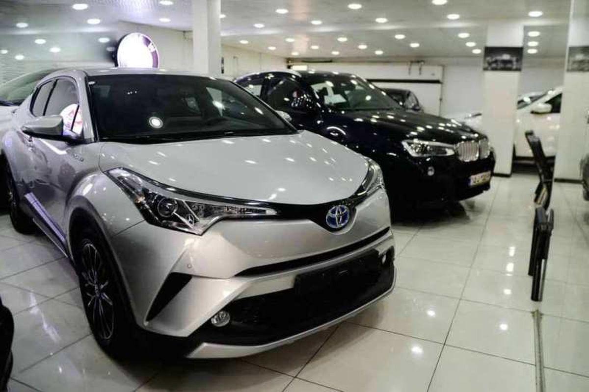 آخرین قیمت خودرو خارجی 16 تیر + جدول