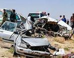 تصادف زنجیره ای مرگبار در محور سبزوار - اسفراین
