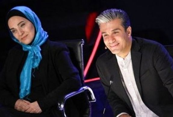 گریه و بغض آریا عظیمی نژاد و رویا نونهالی در عصرجدید جنجالی شد + فیلم