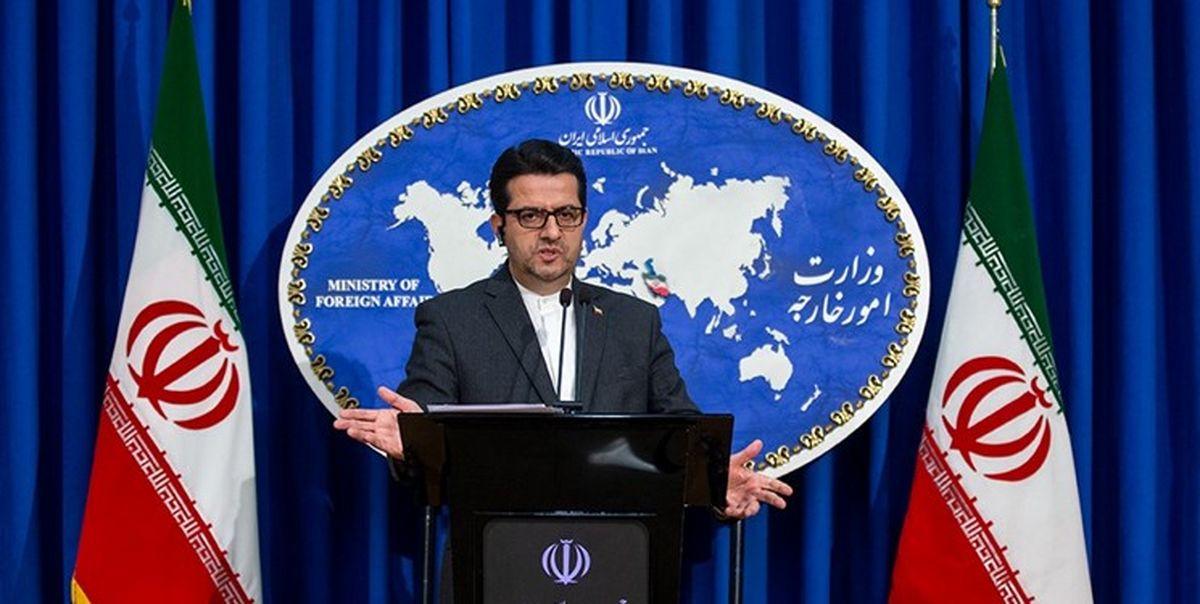 ایران اعمال قانون تحریمی «سزار» علیه سوریه را محکوم کرد