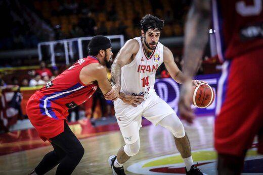 تیم ملی بسکتبال بازهم در جامجهانی باخت!