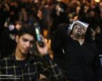 مراسم احیای شب قدر در تهران با رعایت اصول بهداشتی + تصاویر