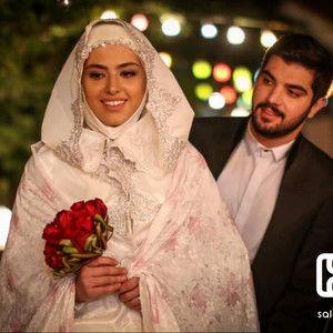 سینا مهراد و ریحانه پارسا در سریال «پدر»