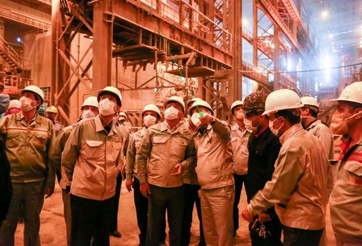 ظرفیت تولید محصولات ویژه در فولاد مبارکه دو برابر خواهد شد