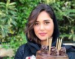 جشن تولد پریناز ایزدیار   بیوگرافی و عکسهای پریناز ایزدیار