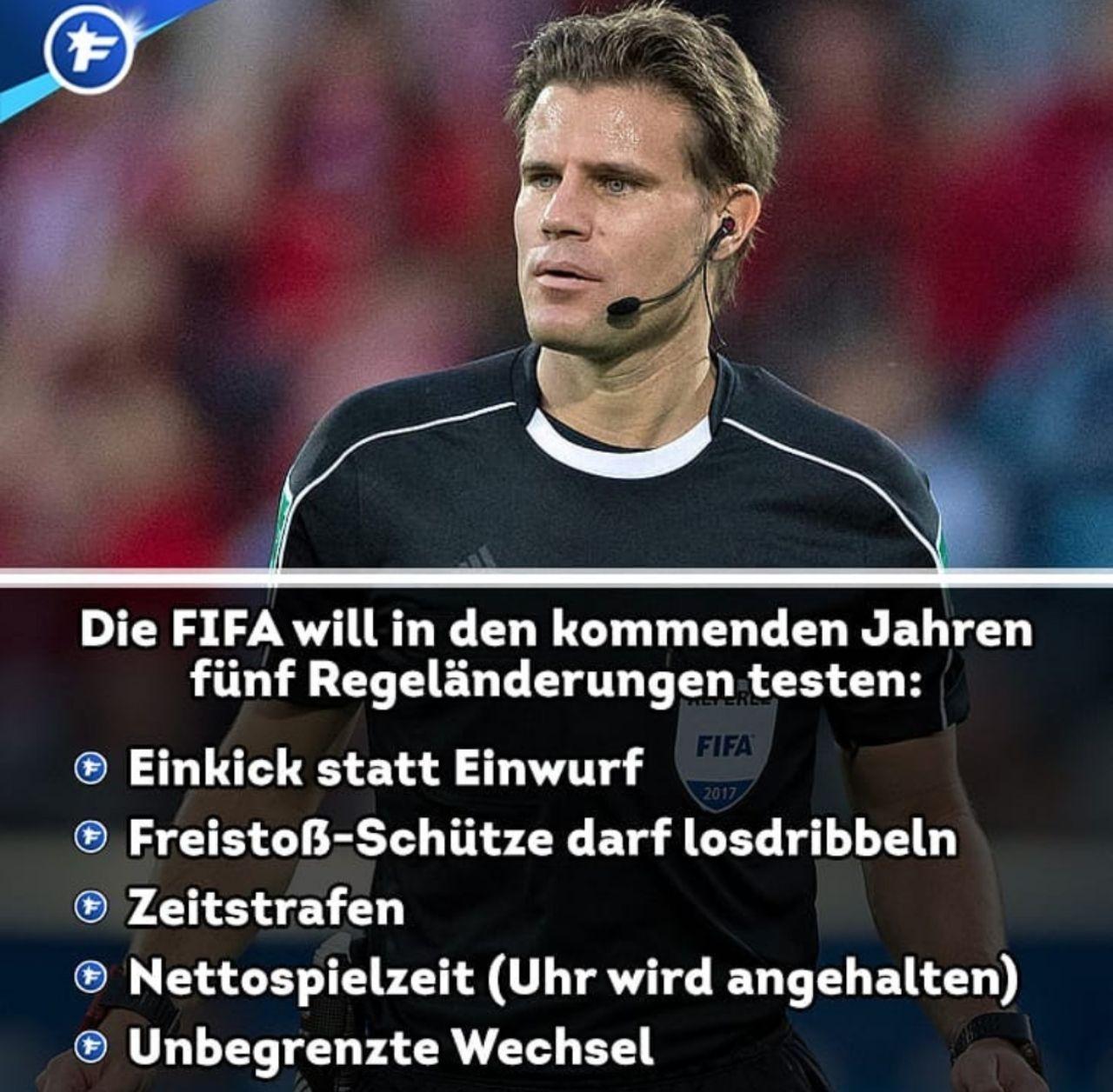 قوانین عجیب و غریب به فوتبال اضافه میشود