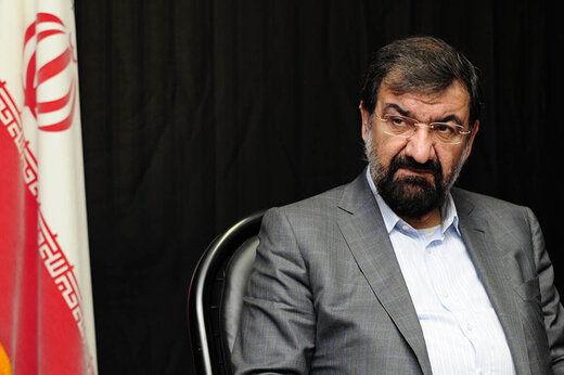 هشدار توییتری محسن رضایی به دولت ترامپ + عکس