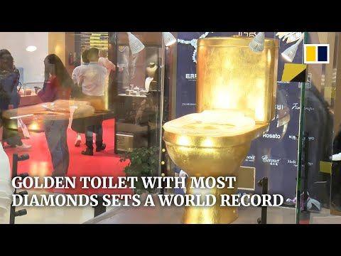 توالت فرنگی میلیاردی + عکس