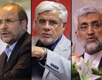 سهگانه «قالیباف - عارف - جلیلی» کاندیدای مجلس میشوند؟