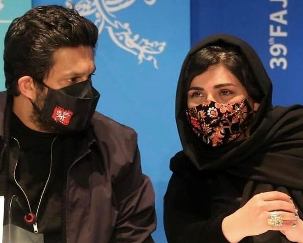 حرکت عجیب باران کوثری در جشنواره فجر سوژه شد + فیلم