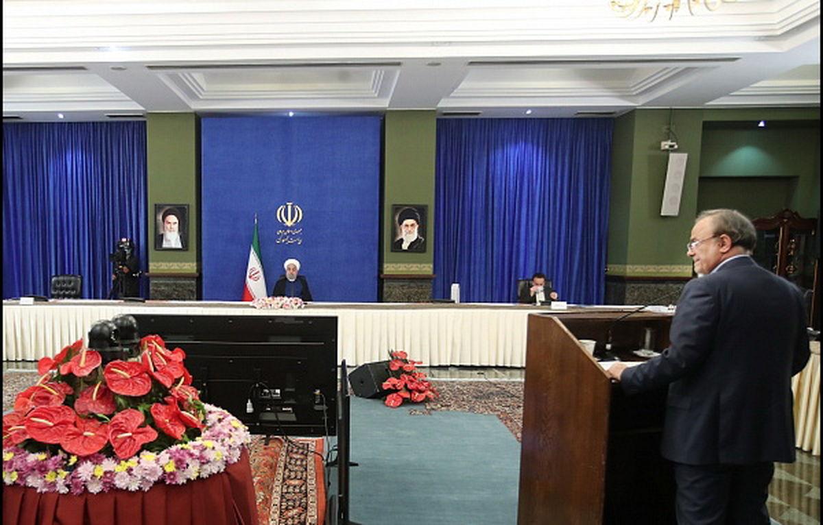 افتتاح 6 طرح ملی وزارت صمت با حضور رئیس جمهور