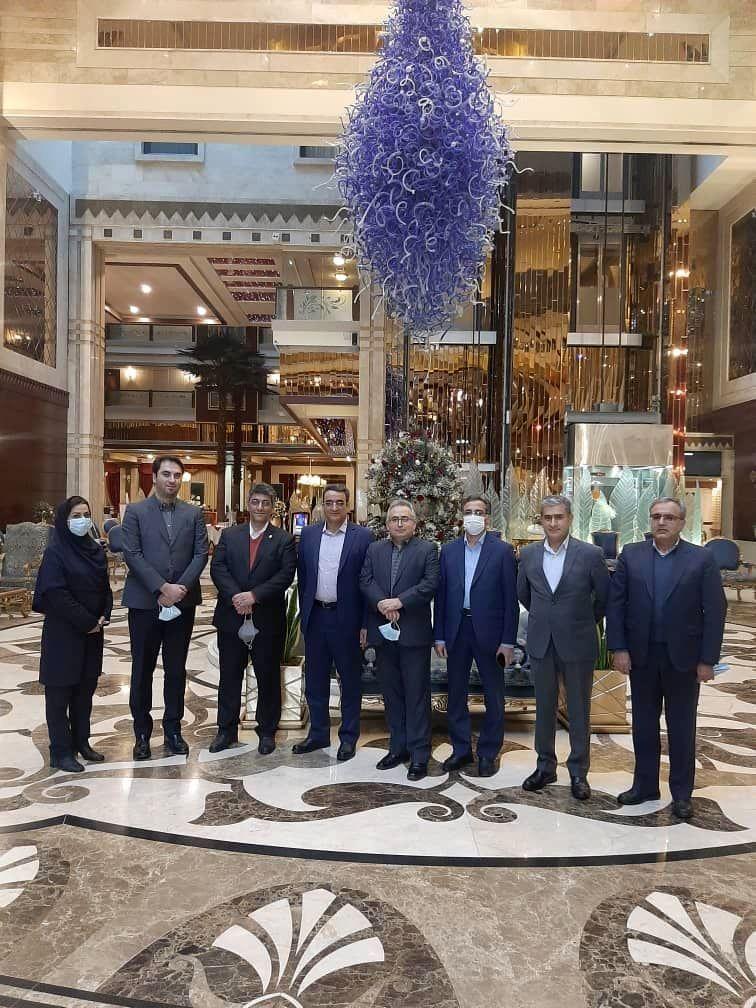 نشست بیمه ای در هتل درویشی مشهد