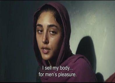 تجاوز جنسی به گلشیفته فراهانی + فیلم و بیوگرافی