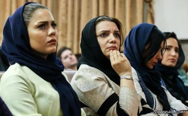 الهام پاوه نژاد و پرستو صالحی