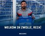 لژیونر ایرانی رسما به تیم زووله هلند پیوست