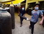 جهنم ایجاد شده در  هند دامن گیر کشورهای دیگر می شود / کمبود اکسیژن در هند