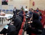 برگزاری کارگاه آموزشی کمک های اولیه در مجتمع سنگان
