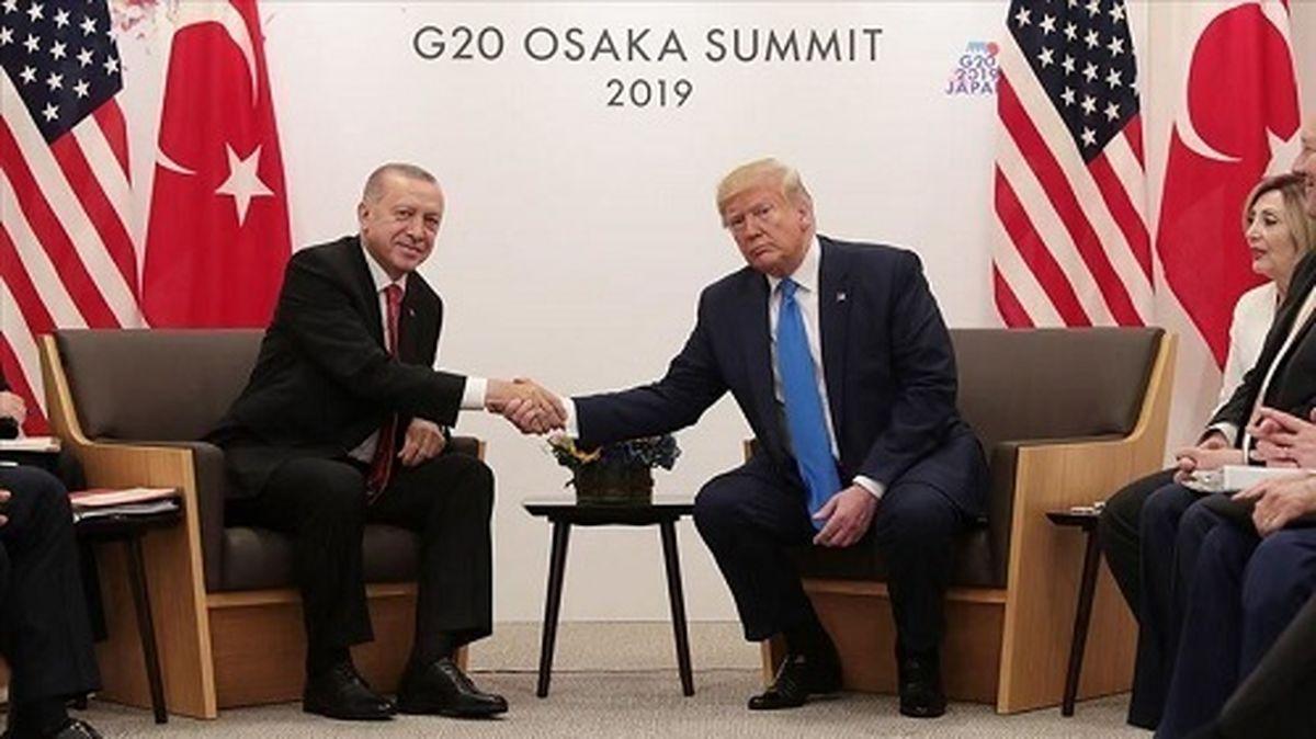 واکنش جنجالی ترکیه به نامه ترامپ / انداختیم سطل اشغال !